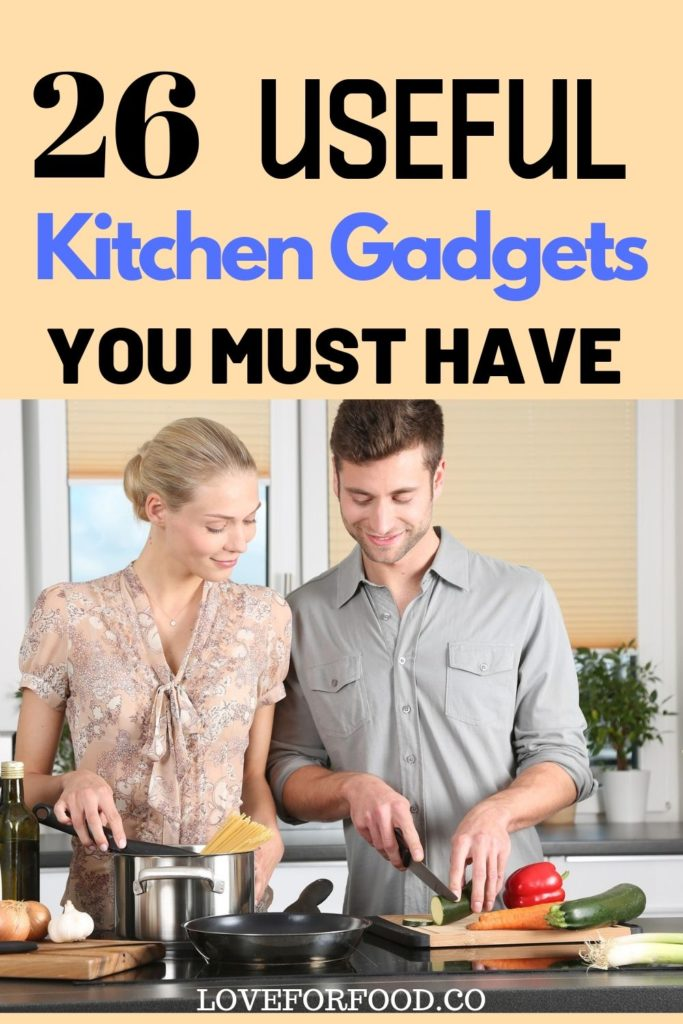Useful Kitchen Gadgets for every kitchen